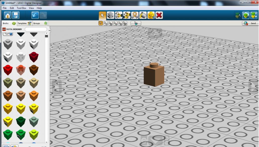 LEGO fai da te: come stampare i pezzi