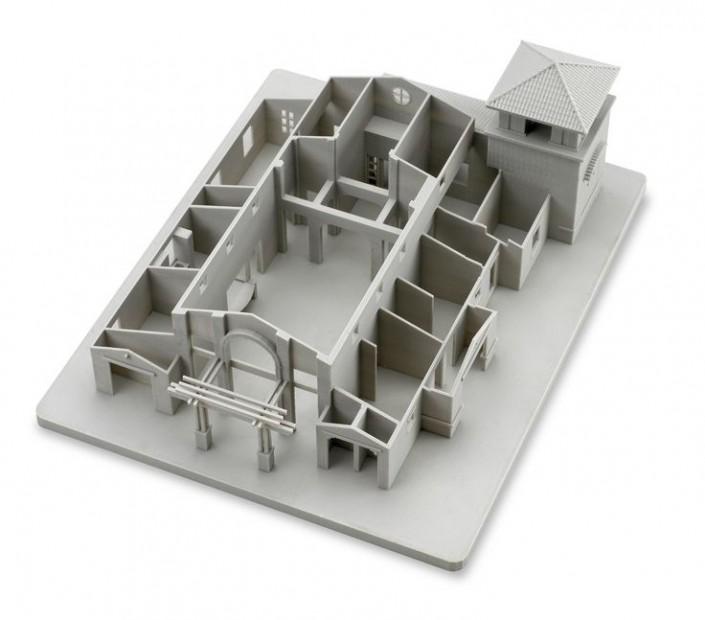 Kentstrapper stampanti 3d for Architettura 3d