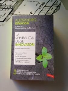La Repubblica degli Innovatori di Alessandro Rimassa