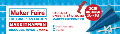 Maker Faire Rome 2015 Kentstrapper