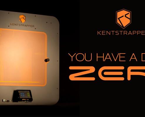 Viisual Stampante 3d Kentstrapper Zero