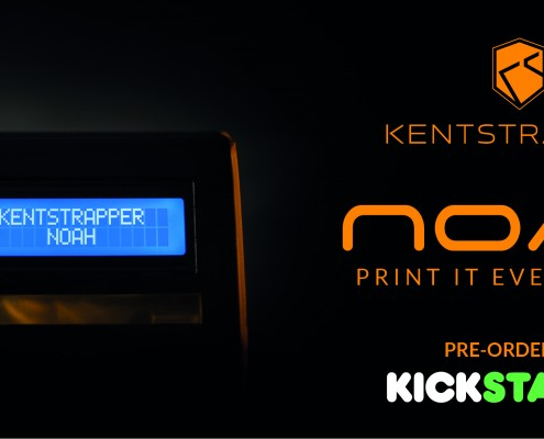 Kentstrapper Noah pre order On Kickstarter