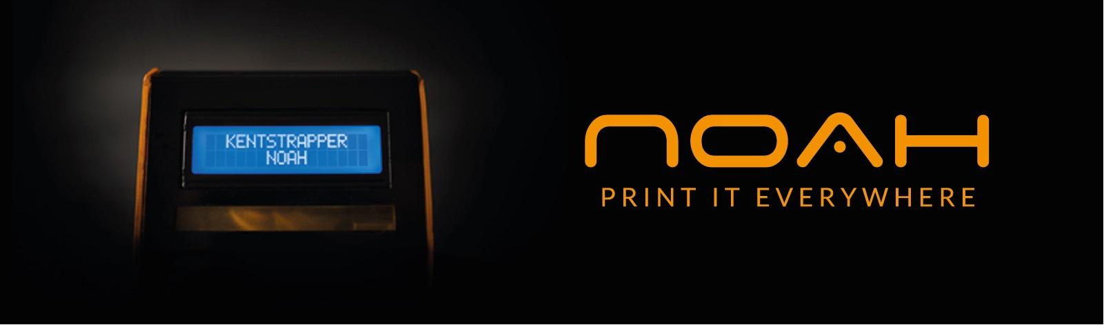Kentstrapper Noah 3d printing assistant