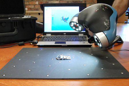 Corso di scansione 3D da Kentstrapper