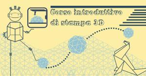 Banner Corso Kentstrapper Introduttivo stampa 3D