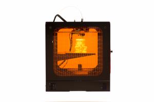 Vista Laterale sinistro della stampante 3D Kentstrapper Verve