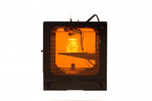 Vista Laterale destro della stampante 3D Kentstrapper Verve