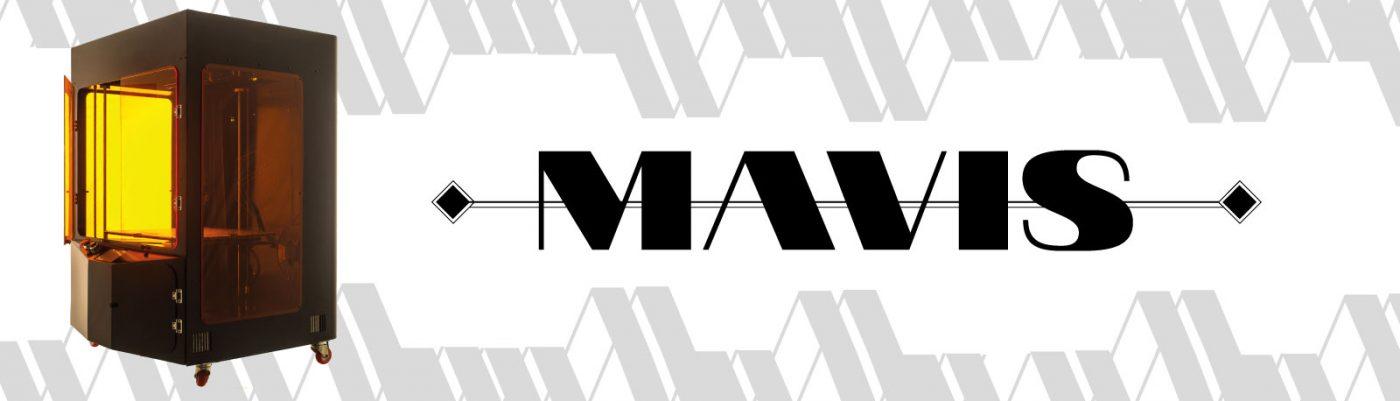 Banner Stampante 3D Kentstrapper Mavis