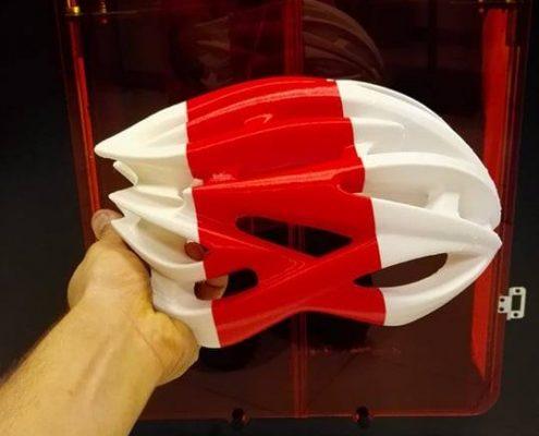 Stampante 3D Kentstrapper Mavis Casco Bici