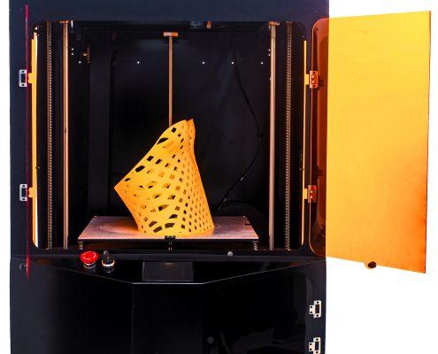 Modello di bustino realizzato con la Stampante 3D Kentstrapper Mavis