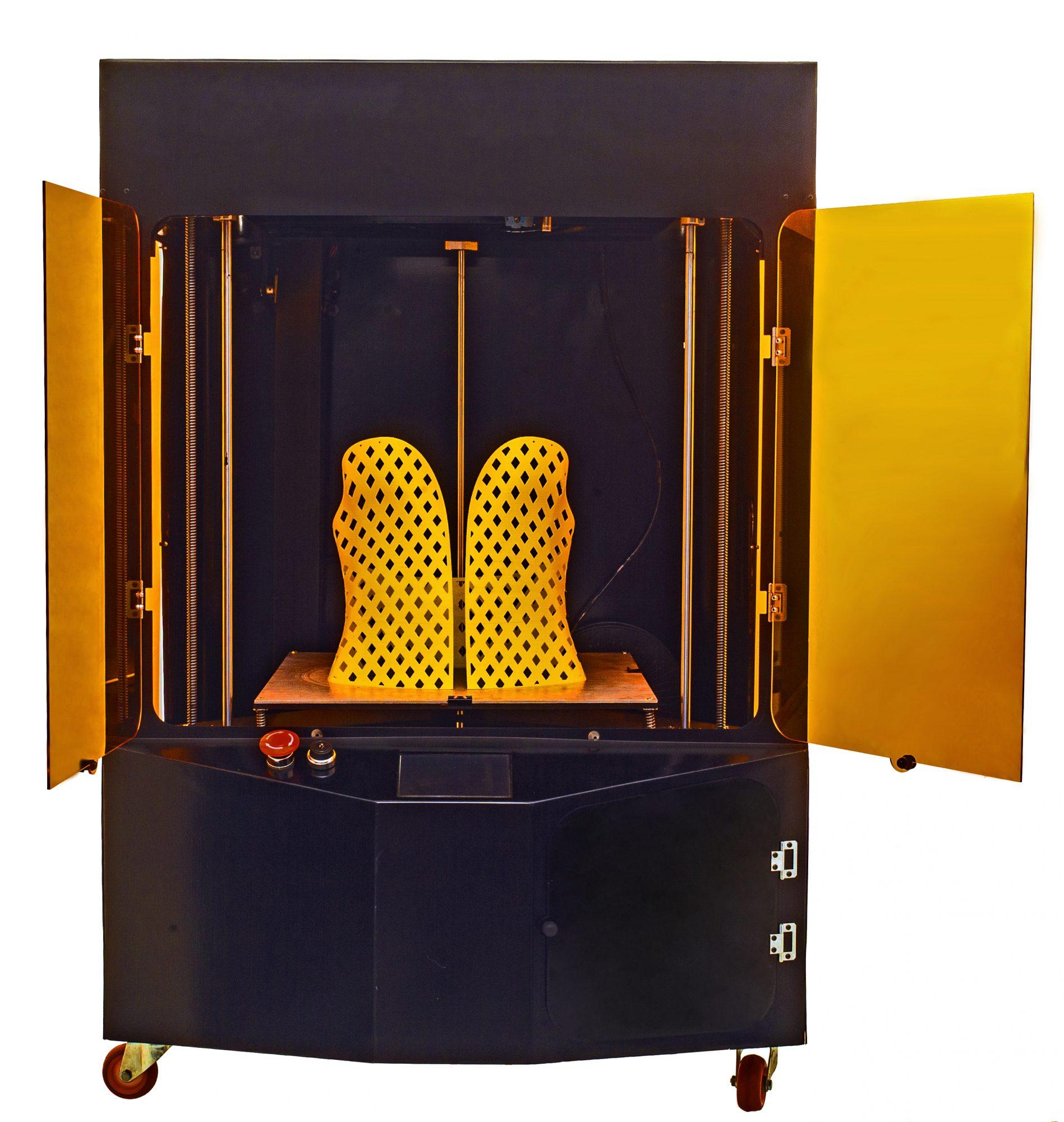 Kentstrapper Stampante 3D Mavis
