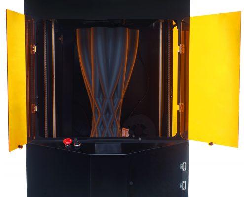 Modello di vaso realizzato con la Stampante 3D Kentstrapper Mavis