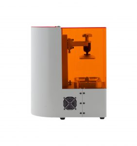 Stampante 3D Kentstrapper Aura lato sx
