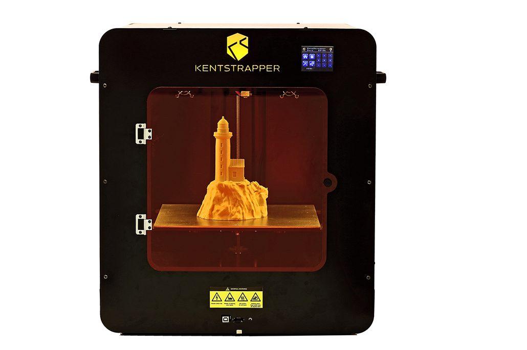 Kentstrapper Zero stampante 3d professionale