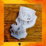 SStampa 3D A Resina Kentstrapper Disego realizzato da Pallanti Gioielli di Firenze