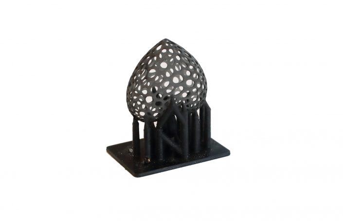Modello Gioiello stampato con la stampante 3D Kentstrapper Aura