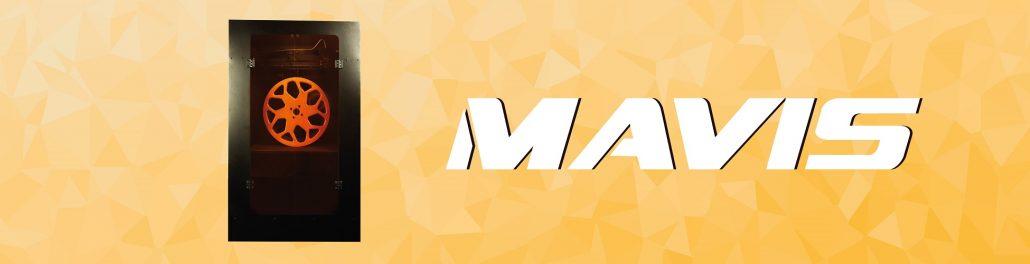 Stampante 3D Mavis