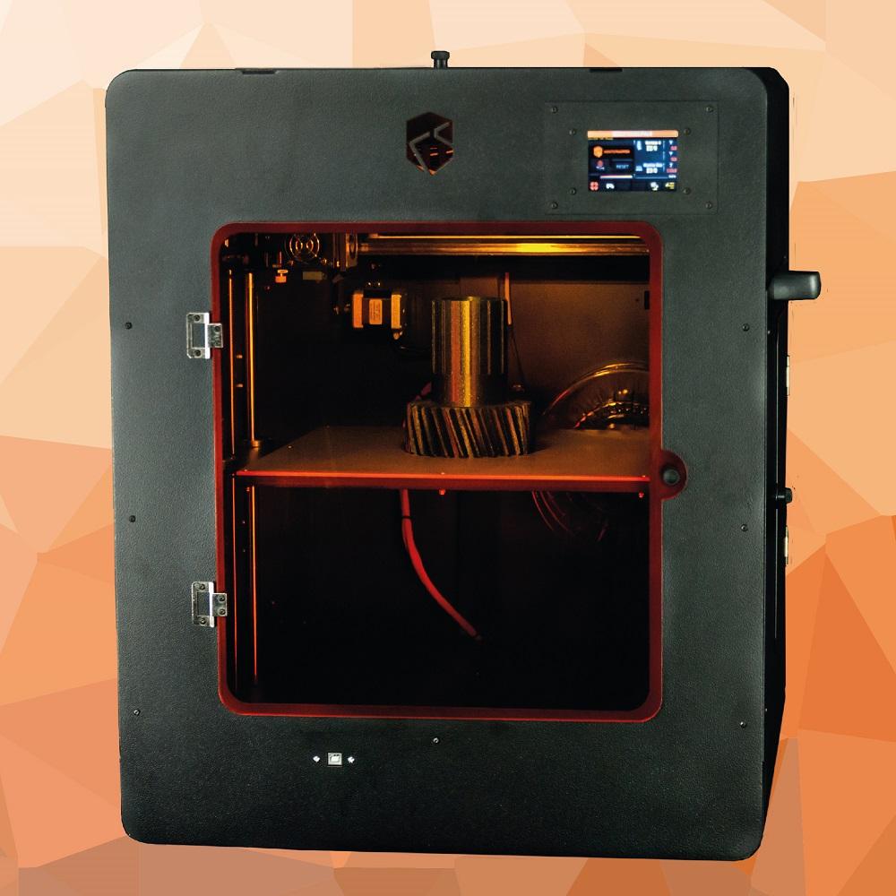 Stampante 3D Zero Kentstrapper frontale